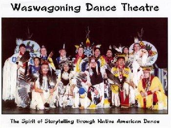 Waswagoning Dance Theatre